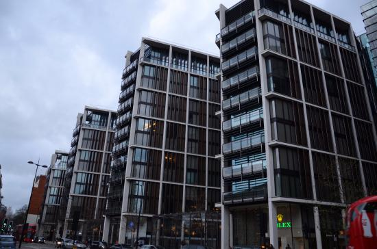 Reputedly The Most Expensive Apartments One Hyde Park
