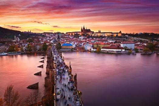 Charles Bridge, Prague (168549776)