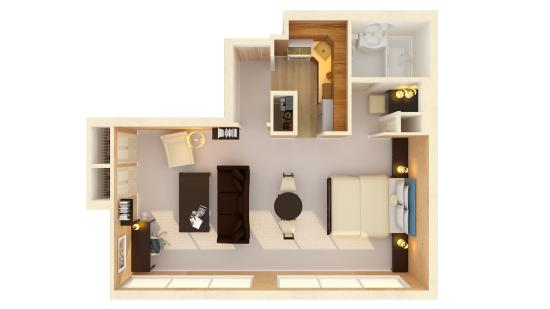 Studio Apartment Floor Plan Picture Of Sutton Court Hotel