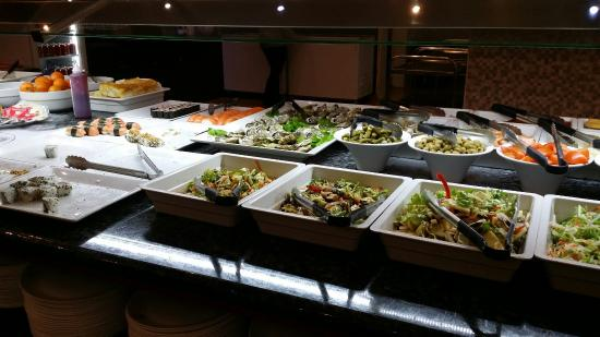 picture of le grand buffet wok nimes