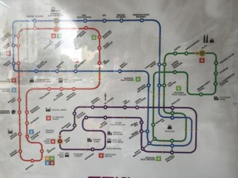 Route map   Picture of GO KL City Bus  Kuala Lumpur   TripAdvisor GO KL City Bus  photo0 jpg