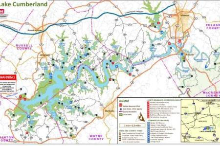 lake cumberland map » ..:: Edi Maps ::..   Full HD Maps