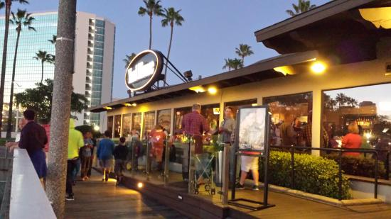 Beach California Yard House Long