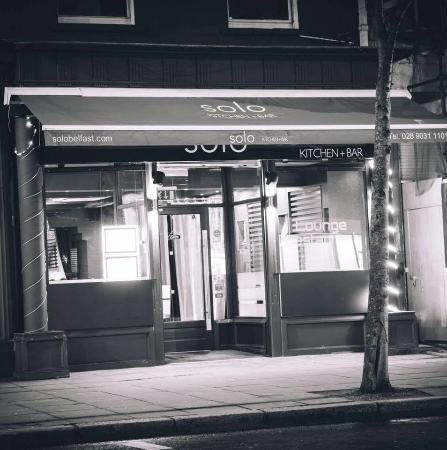 Solo Restaurant Bar Kitchen ExteriorKitchen Bar Restaurant Belfast   Kitchen Design. Kitchen Bar Menu Belfast. Home Design Ideas