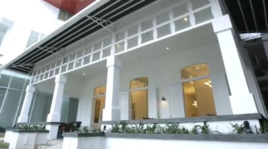 The Grand Palace Hotel Malang Center Indonesia