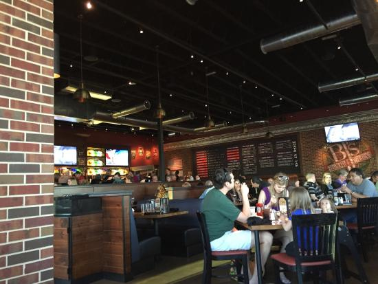 Great Vibe Good Food Review Of BJs Restaurant