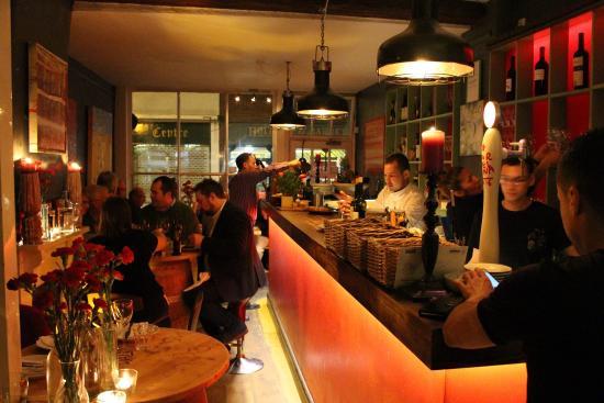 Dali Restaurant And Tapas Bar