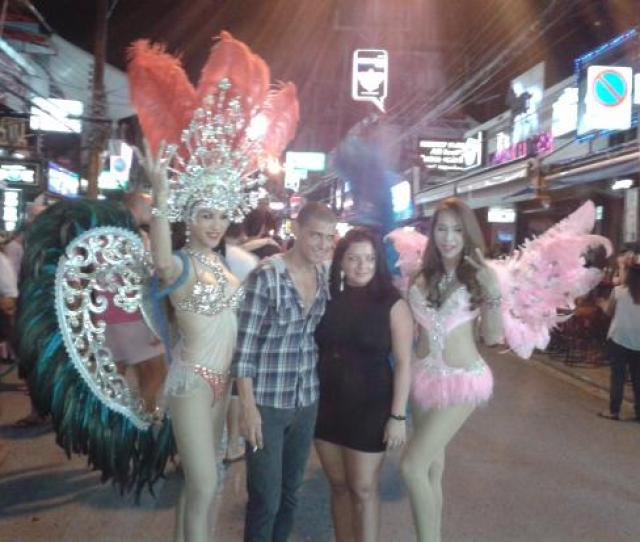 Bangla Road She Males Posing For Pics You Need To Pay For These