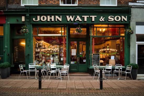 John Watt Son Coffee House Carlisle Restaurant Avis Numero