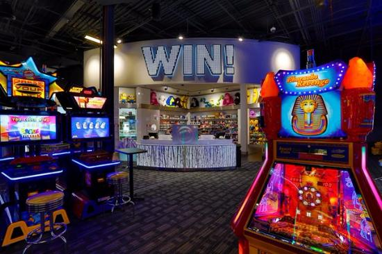 Birthday Party Visit Review Of Dave Buster S Arcade Springdale Oh Tripadvisor