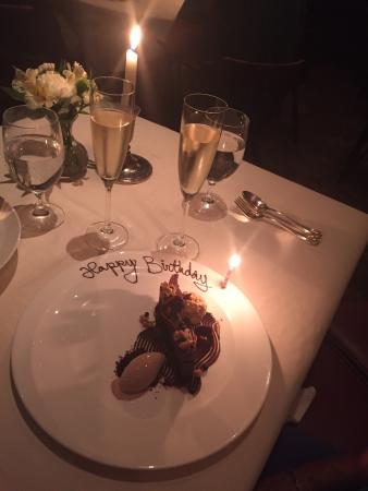 Best Birthday Ever Bild Von 1789 Restaurant Washington D C Tripadvisor