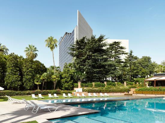 Resultado de imagen de hotel fairmont rey juan carlos 1