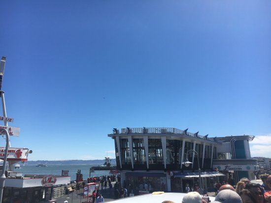 San Francisco Fishermans Wharf Crab Restaurants