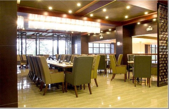 olive cafe dining area