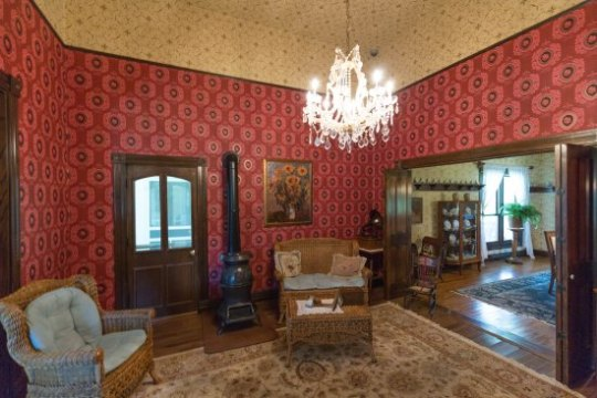 Music room   Picture of Chickasaw White House  Milburn   TripAdvisor Chickasaw White House  Music room