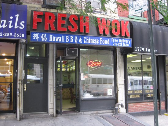 Fresh Wok New York