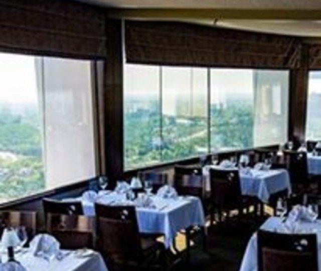 Christmas Dinner La Ronde Restaurant Edmonton Traveller Reviews Tripadvisor