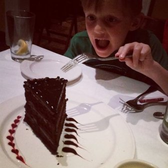 Image result for charley's steak house chocolate cake