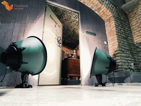 Visit Bunker 17 Review Of Fox In A Box Munich Munich Germany Tripadvisor