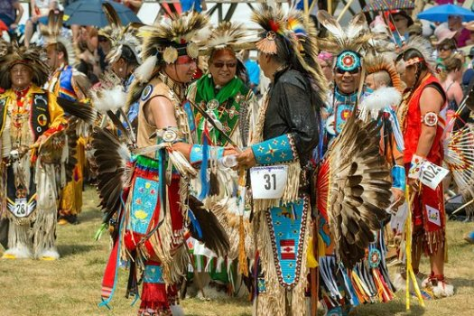 Grand River Pow Wow 2017 - Picture of Six Nations of the ...
