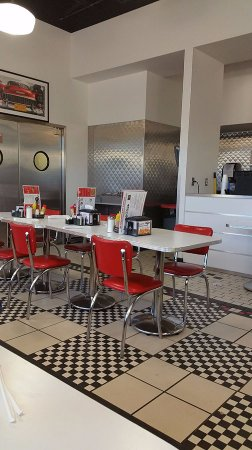 Diner interior   Picture of Creek Travel Plaza  Atmore   TripAdvisor Creek Travel Plaza  Diner interior