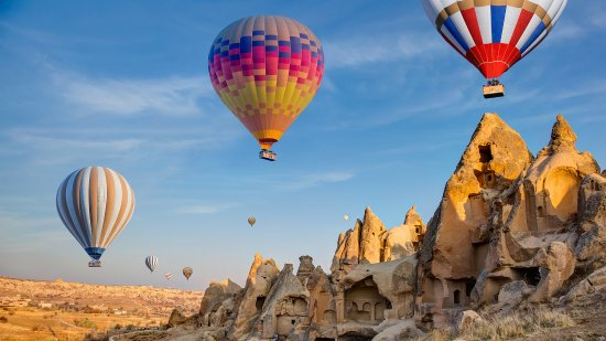 hot air balloon grand canyon # 16