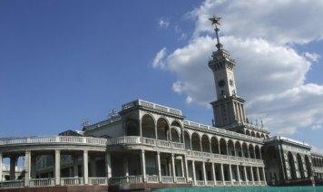 Afbeeldingsresultaat voor moskou north river terminal