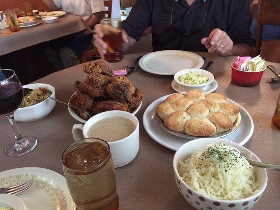 Farmhouse Chicken Dinner