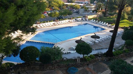 Hotel Y Apartamentos Casablanca Reviews Santa Ponsa Majorca