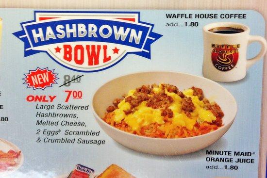 Waffle House Dothan Al