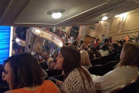 Novello Theatre Aldwych London Crazy For You Holiday Goodness WC B LD