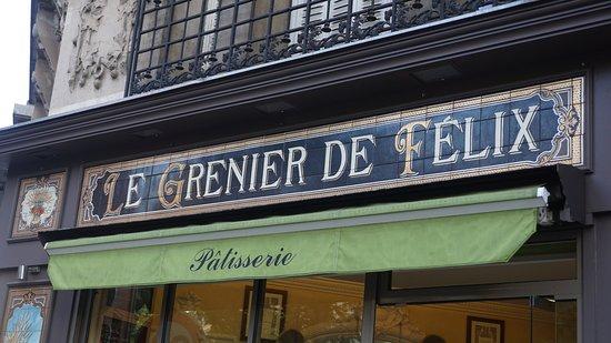Risultati immagini per Le Grenier de Félix