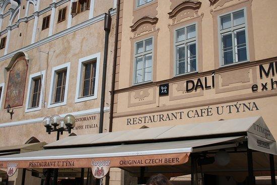 Restaurant Cafe U Tyna