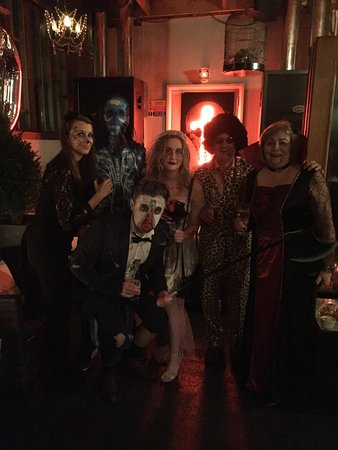 Halloween Party London