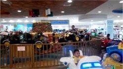 Arena Bermain Untuk Anak Yang Terletak Di Lantai 3 Ini Memiliki