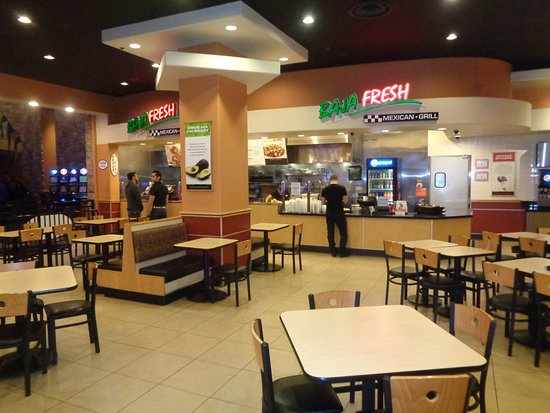 Baja Fresh Locations Las Vegas