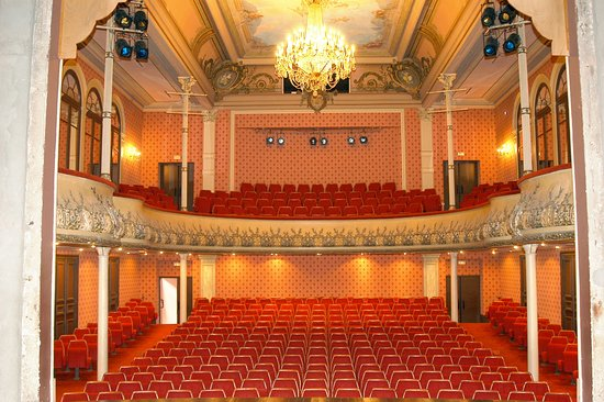 Theatre de Lisieux Pays d'Auge (Ville de Lisieux, France): Hours ...