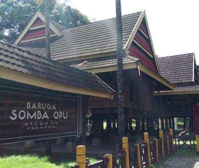 Benteng Somba Opu Somba Opu