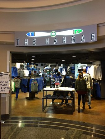 The Hangar Shop   Picture of American Airlines Center  Dallas     American Airlines Center  The Hangar Shop