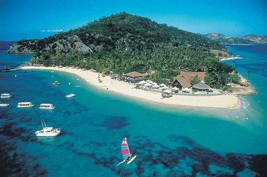 Denarau Island Around What