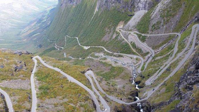 Trollstigen *Troll Road