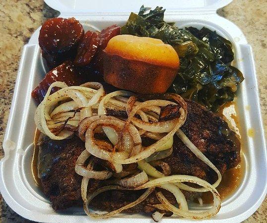 Soul Food Restaurants West Palm Beach