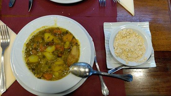 Potaje de Jaramagos - 1º plato: fotografía de Restaurante Casa ...