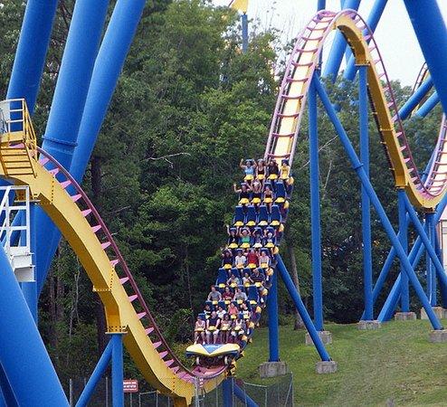 18th Birthday Party Review Of Six Flags Great Adventure Jackson Nj Tripadvisor