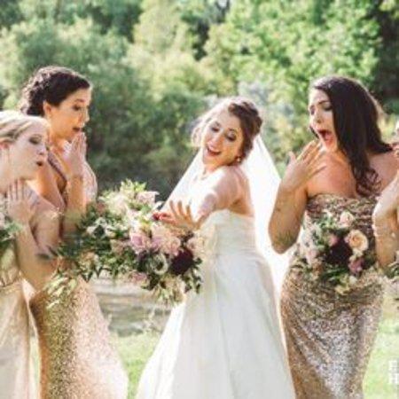 full circle salon and spa colorado destination wedding hair and makeup
