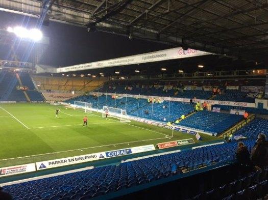 Elland Rd - Picture of Leeds United F.C. Stadium, Leeds ...