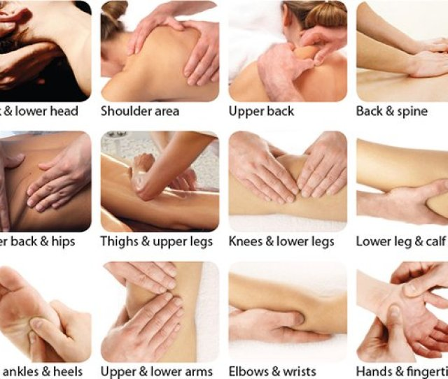Kzy Real Massage Treatment Relaxation Different Skill One Body