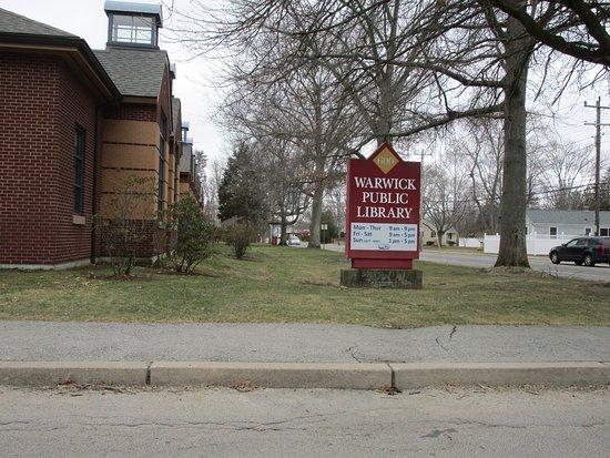 Warwick Ri Scott School Elementary