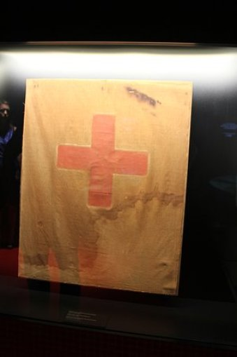 Croce Rossa - La prima bandiera