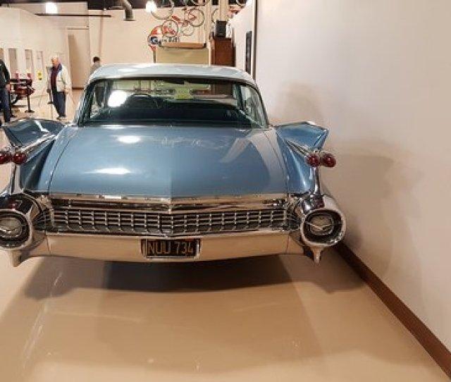 Dicks Classic Garage Car In Dicks Garage